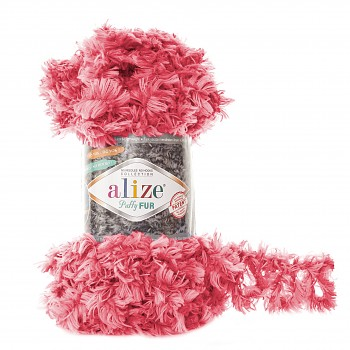 Alize Puffy Fur / 100g / 6115