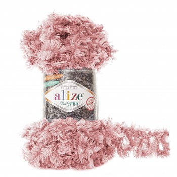 Alize Puffy Fur / 100g / 6102