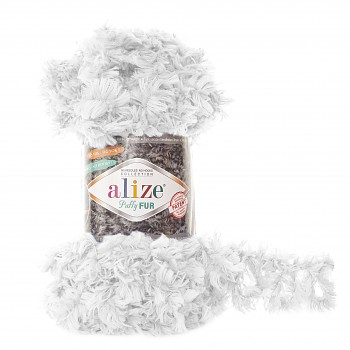 Alize Puffy Fur / 100g / 6100