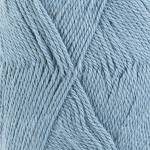 DROPS Baby Alpaca Silk / 50g - 167m / 6235 grey blue
