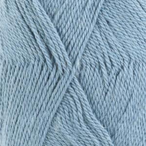 DROPS Baby Alpaca Silk / 50g - 167m / 6235 grey blue