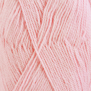DROPS Baby Alpaca Silk / 50g - 167m / 3125 light pink