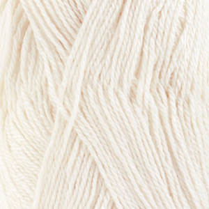 DROPS Baby Alpaca Silk / 50g - 167m / 1101 white