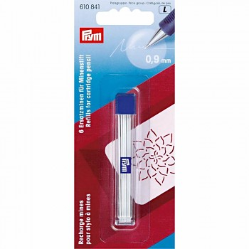 Prym refills for cartriges white