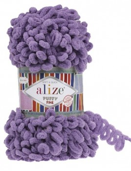 Alize Puffy Fine / 100g / 437 Orchid