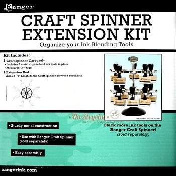 Craft Spinner Extension Kit - Ranger INK36104
