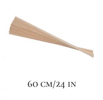 Navíjacie laťky ku krosnám / 60cm / 12ks