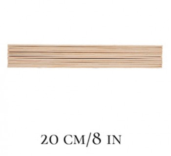 Warp stick 20 cm / 12pcs