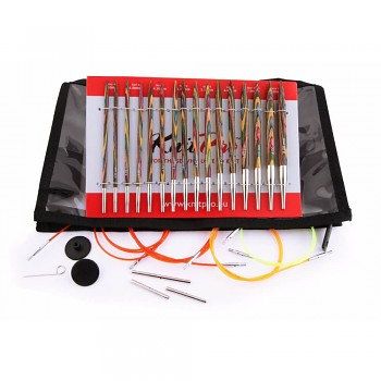 KnitPro Symfonie Interchangeable needles deluxe set