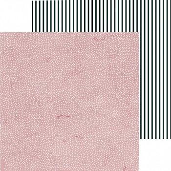 """Scrapbookový papier 12x12"""" / Lily & moss / Chalky"""