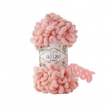 Alize Puffy / 100g / 529 Salmon