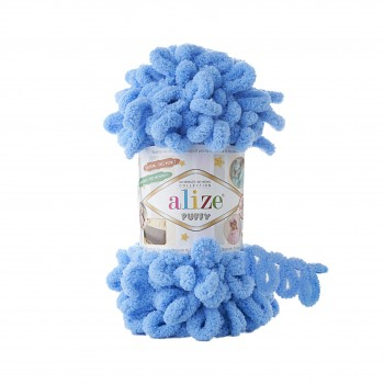 Alize Puffy / 100g / 289 Blue