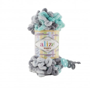 Alize Puffy Color / 100g / 6076