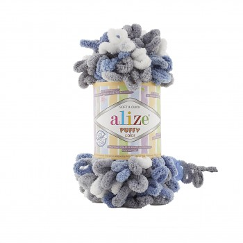 Alize Puffy Color / 100g / 6075