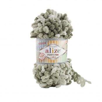Alize Puffy Fine Color / 100g / 6065