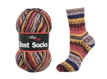 Best Socks 4-fach / 100g / č. 7013