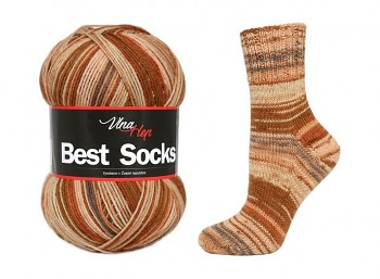 Best Socks 4-fach / 100g / č. 10418
