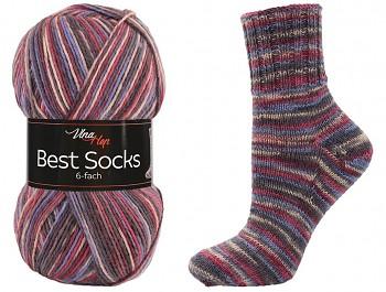 Best Socks 6-fach / 150g / č. 7037
