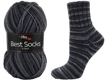 Best Socks 6-fach / 150g / č. 7036