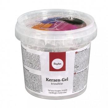 Candle gel transparent 300g
