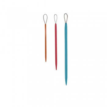 KnitPro wool needles 3 pcs