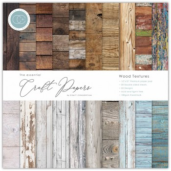 Wood Textures 12x12 / Collection Kit