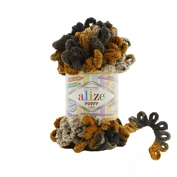 Alize Puffy Color / 100g / 6082
