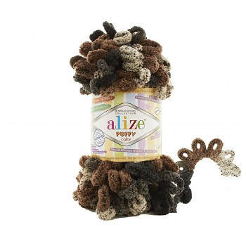 Alize Puffy Color / 100g / 6083