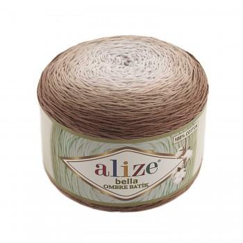 Alize Bella Ombre Batik / 250g - 900m / 7410