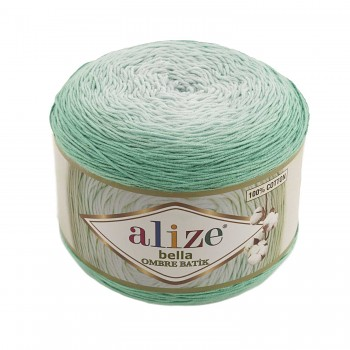Alize Bella Ombre Batik / 250g - 900m / 7408
