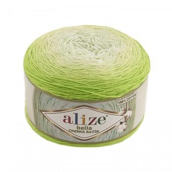 Alize Bella Ombre Batik / 250g - 900m / 7412