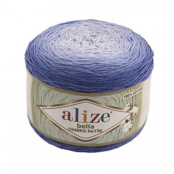 Alize Bella Ombre Batik / 250g - 900m / 7407