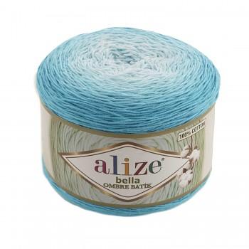 Alize Bella Ombre Batik / 250g - 900m / 7409