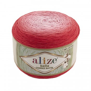 Alize Bella Ombre Batik / 250g - 900m / 7404