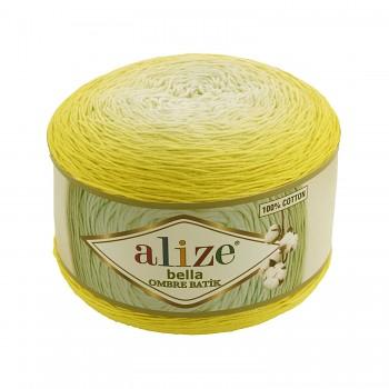 Alize Bella Ombre Batik / 250g - 900m / 7414