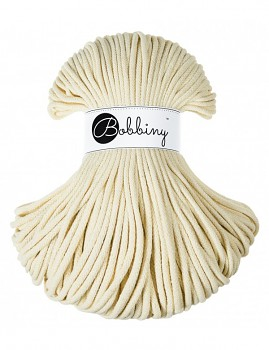 Шнурок Bobbiny Premium 5mm / 100m / Blonde