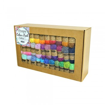Sheepjes Cahlista ColourPack 109x15g