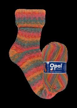 Opal Cotton Premium 4-ply (bavlna+vlna) / 100g / 9840
