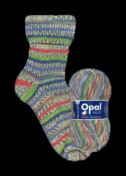 Opal Cotton Premium 4-ply (bavlna+vlna) / 100g / 9842
