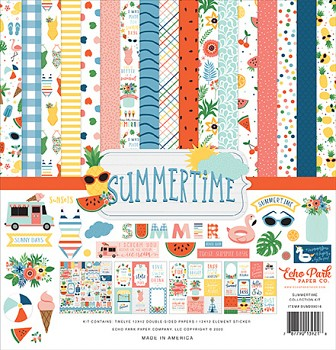 Summertime 12x12 / Collection Kit