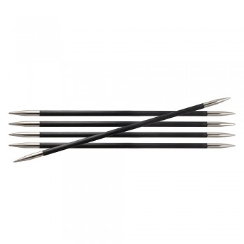 Double-pointed needles KnitPro Karbonz 1,5 mm / 20cm
