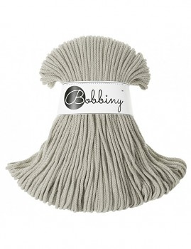 Bobbiny Cotton Cord Junior 3mm / 100m / Beige