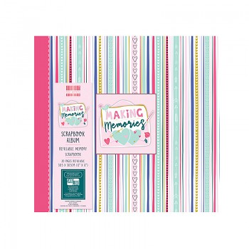 "Scrapbook Album 12x12"" - Making Memories"