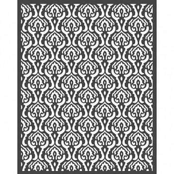 Šablóna / 20x25cm / Texture 1