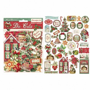 Die Cuts / Classic Christmas