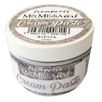 Cream Paste metallic 150ml Silver