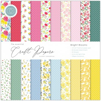 Bright Blooms 12x12 / Collection Kit