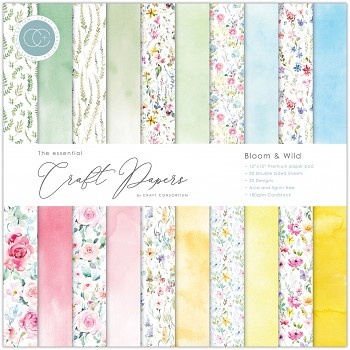 Bloom & Wild 12x12 / Collection Kit