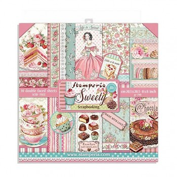 """Sweety / 8x8"""" / Paper Pack"""