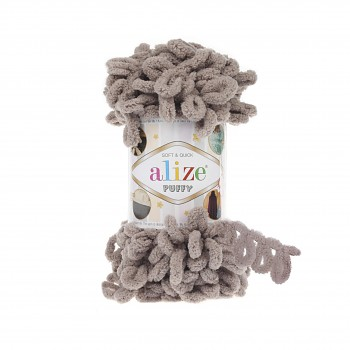 Alize Puffy / 100g / 268 Stone